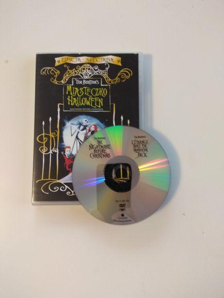 Miasteczko Halloween DVD
