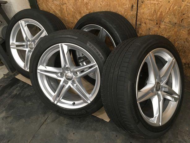 Продам оригинальные колеса Audi 5х112