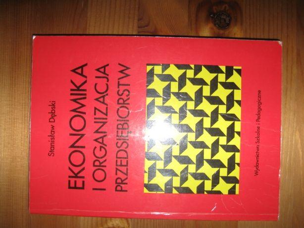 Ekonomika i organizacja przedsiębiorstw Stanisław Dębski