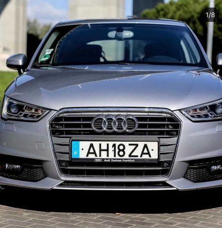 Audi A1 TDi 1.4 gasoleo automático, recentemente importado da Alemanha