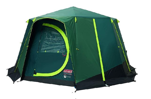 Палатка Coleman Octagon на 6 - 8 человек