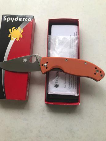 Продам новый оригинальный нож Spyderco Tenacious C122GP