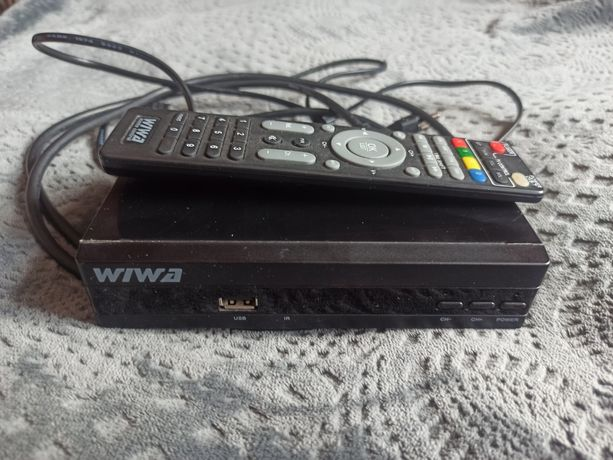 Dekoder DVB-T telewizja naziemna