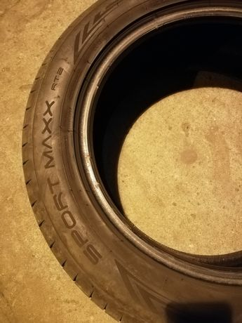Opony letnie Dunlop SPORT MAXX RT 2 SUV 235/55 R18