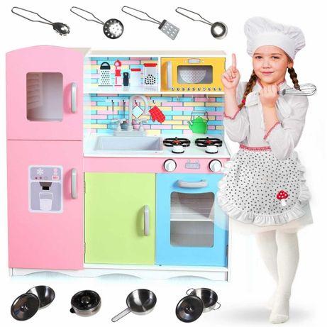 ХИТ! Детская кухня деревянная для детей, дитяча ігрова + аксессуары