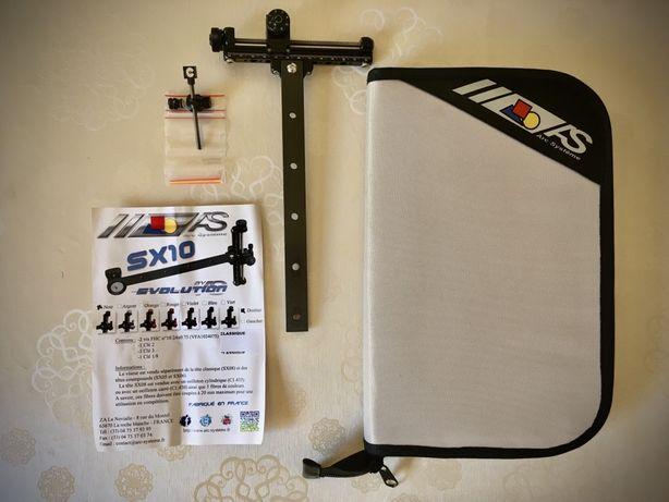 Visor SX10 arc system