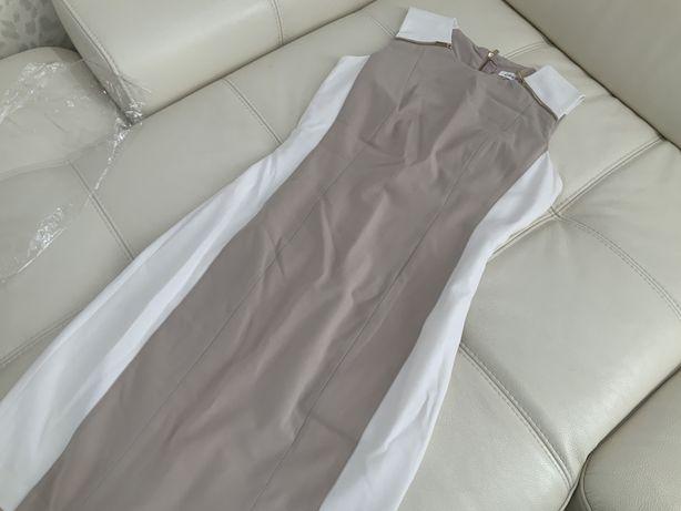 Платье футляр calvin klein Oasis zara mango massimo dutti h&m