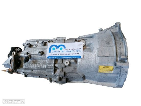 Caixa De Velocidades Bmw 3 (E46)