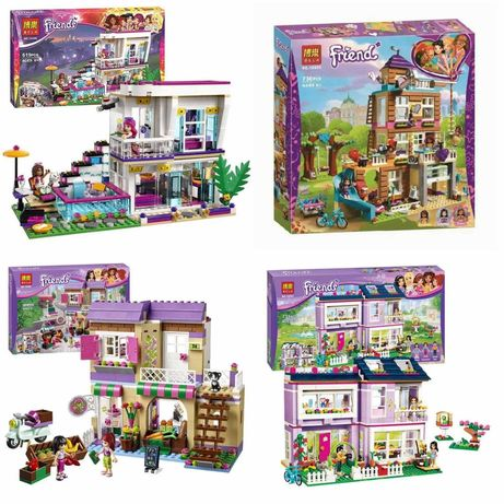 Склад! констуктор бела френдс Bela Friends Тип лего lego Friends Хит