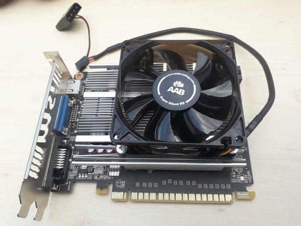 Karta grafiki MSI GTX 650 Ti OC 2 GB + wentylator AAB