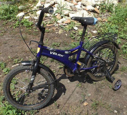 продаю детские велосипеды velox и школьник