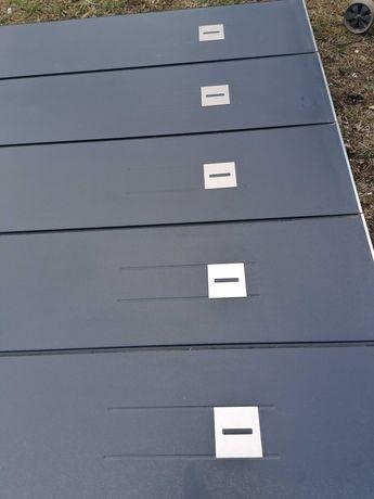 Brama garażowa panele okazja 1250zł przecena na 999zł