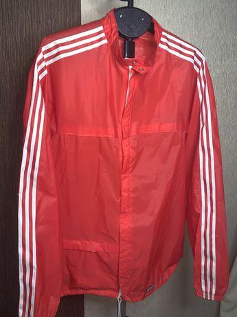 Винтажная куртка 70s Adidas Ventex Shell Raincoat 1970 год новая