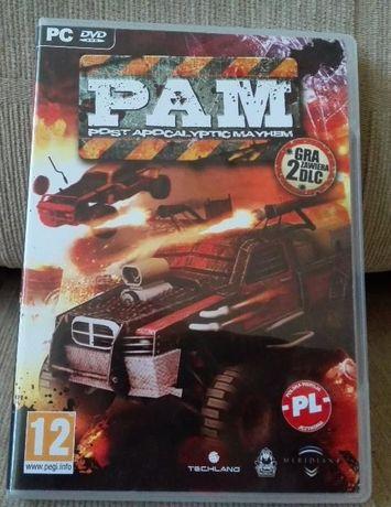 Płyty 3szt. Pam post apocalyptic m.,antologia,air coflicts PC wysyłka