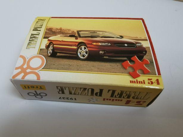 Пазлы Trefl mini 54 (Польша)
