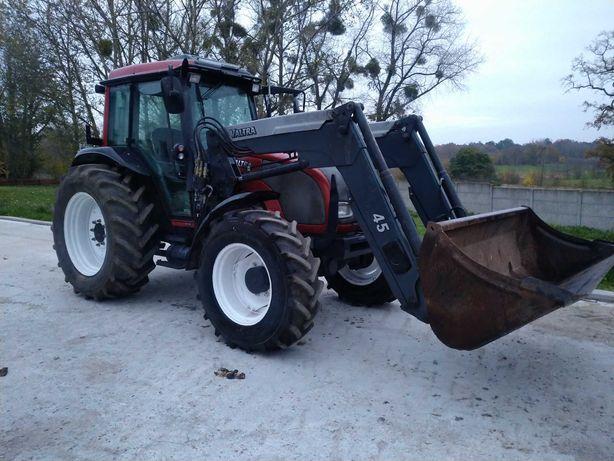 Traktor Valtra A95 , John Deere,claas,pierwszy własciciel
