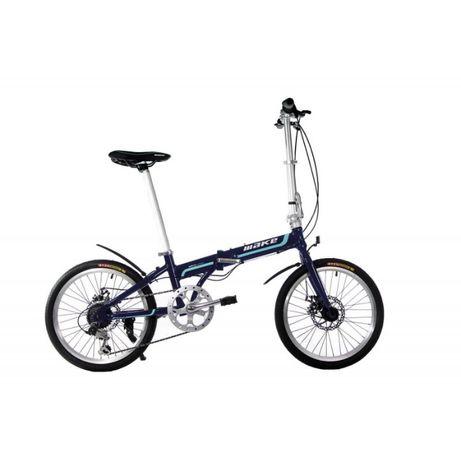 """Велосипед складной Make bike обод 20"""" алюминевая рама 17"""""""