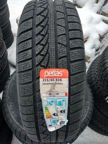 Зимние шины 215/65 R16 Petlas Snow Master W651 - 2020, РАССРОЧКА 0