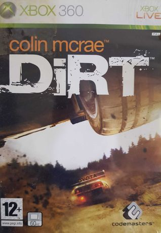 Colin McRae: DiRT XBOX 360 Używana Kraków