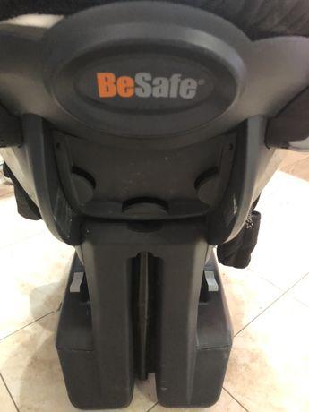 Автокресло BeSafe (БиСейф). IZI Kid X3 Isofix (Изофикс) Combi Black
