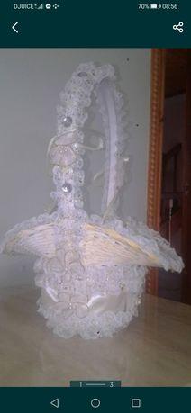 Корзина весільна