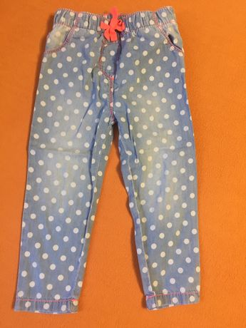 Штаны, джинсы, комбинезоны фирменные, смотрите фото, 1.5-2года 86р
