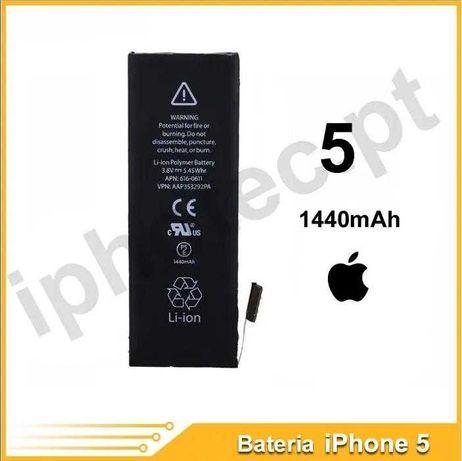 Bateria P/ IPhone 5/5c/5s/SE/6/6S/6P/7/7P/8/8P/X Original Oferta Kit