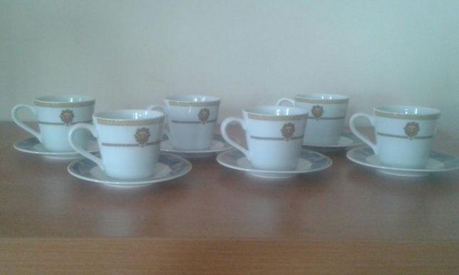 Filiżanki do espresso porcelana Regalia