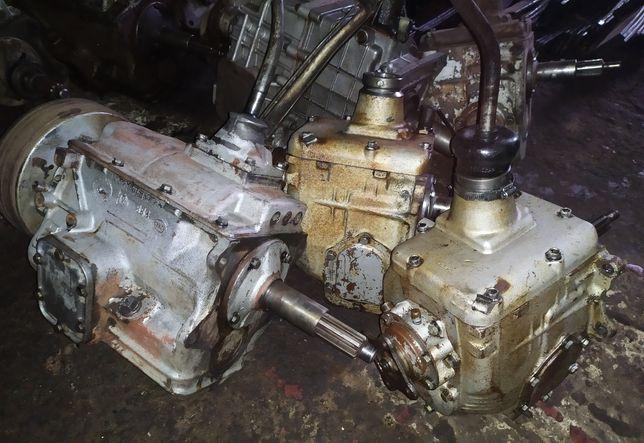 Коробка передач редуктор КПП Газ 53 3307 66 ЗИЛ 130 131 КамАЗ Урал