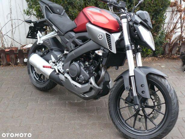 Yamaha MT 125 2015r. Zadbany, kat. A1 B YZF Duke YBR CBR Varadero