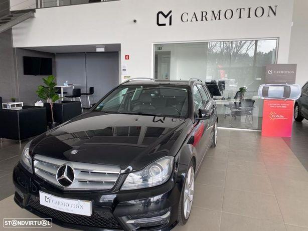 Mercedes-Benz C 250 BlueTEC AMG Line Aut.