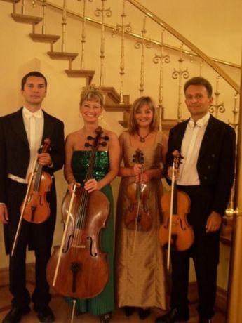 Ave Maria na ślub oprawa muzyczna skrzypce organista śpiew kwartet