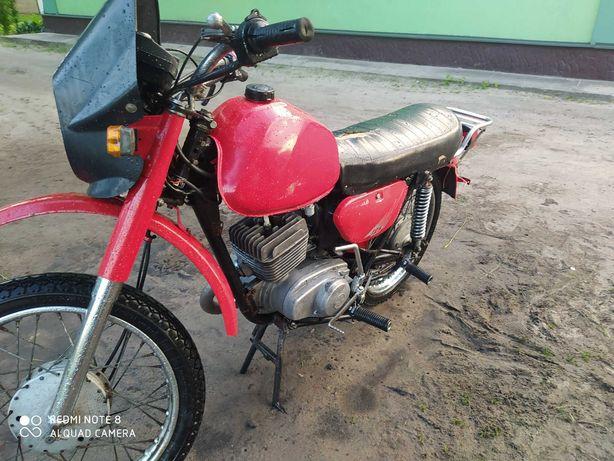 Мотоцикл Мінськ125