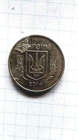 Продам монету 50коп 2014года