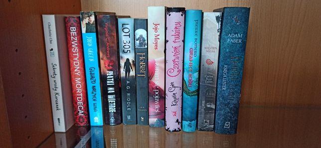 Książki różnego rodzaju