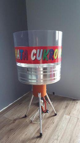 Nowa Maszyna Do Waty Cukrowej!!!Popcorn!!!