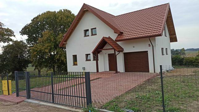 Dom w Sząbruku, gm. Gietrzwałd