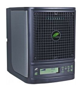 Очиститель воздуха GT3000 убивает вирусы,микробы,плесень.
