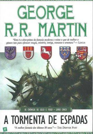 A tormenta de espadas-George R. R. Martin-Saída de Emergência