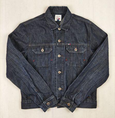 Tommy Hilfiger denim męska kurtka jeansowa rozmiar M