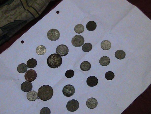 продам монеты разного достоинства.в том числе 5КОПЕЕК-1930г