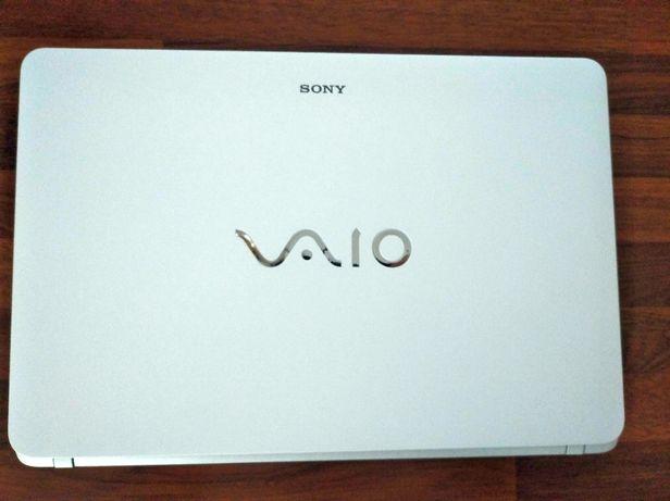 Mocny Laptop do gier Sony Vaio Fit15E 4x1,9Ghz 8gb Nvidia GT740 biały