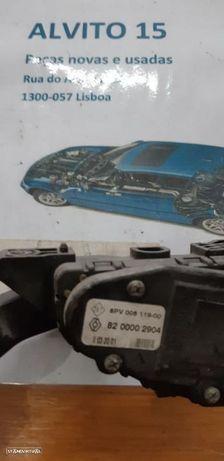 Pedal de acelerador Renault Laguna 2001