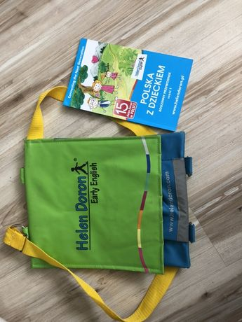 Polska z dzieckiem przewodnik gratis plecak Helen doron