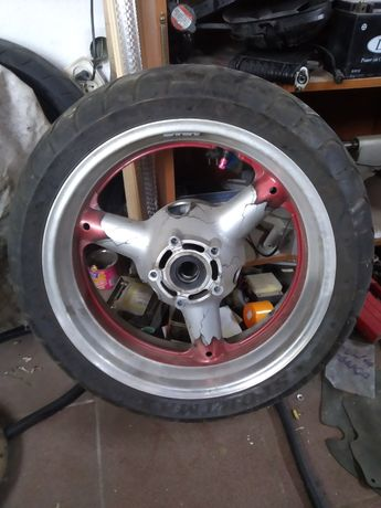 koło tył Suzuki gsx1300r hayabusa 99-07r