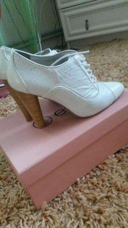 Кожаные Ботиночки 36р
