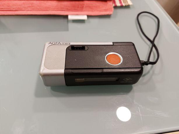 Máquina fotográfica Agfa Mini