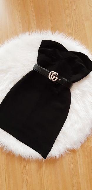 Sukienka mała czarna 36/S