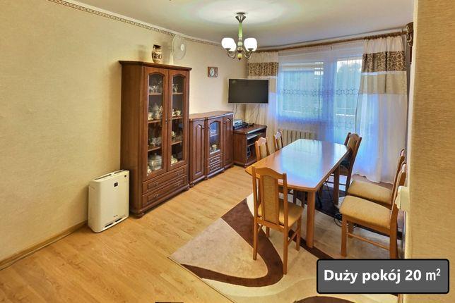 Mieszkanie M4 (3 pokoje + kuchnia) 60 m2 Mikołów ul. Zawilców