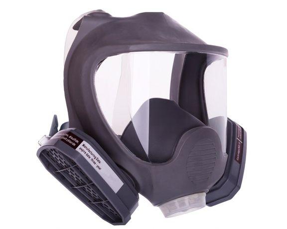 Полнолицевой Респиратор/ маска Сталкер — 3 в резиновой оправе